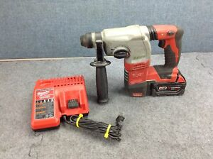 Milwaukee 2605 20 M18 7 8 Sds Plus Rotary Hammer With Battery And Charger