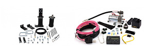 Air Lift Control Air Spring Wireless Air Compressor Kit For Ford Explorer