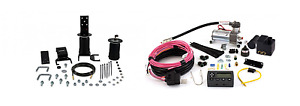 Air Lift Suspension Air Bag Wireless Air Compressor Kit For Toyota Pickup Dlx