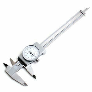Dial Vernier Calipers Stainless Steel 150mm Bd505 150