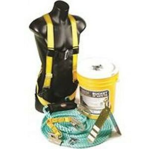 New Quailcraft 00830 Bucket Kit Safety Harness Roofer s Bos r25 Kit 9063272