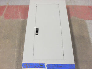Ge 225 Amp Panel Panelboard 200 150 3 Phase 120v 208v 240v Main Breaker 30sp