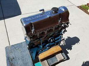 Datsun L18 Rebuilt Long Block Engine Motor A87 Head Oem 510 521 610 620