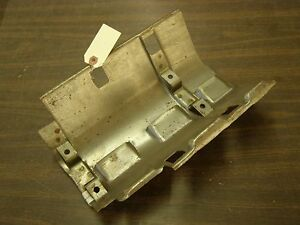 Nos Oem Ford 1969 1970 Boss 302 Windage Tray Mustang Cougar Eliminator