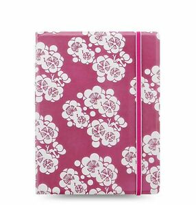 Filofax Notebooks Impressions A5 Pink And White 115040