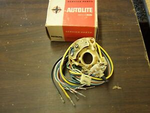 Nos 1968 1969 Ford Galaxie 500 Turn Signal Switch Fixed Column