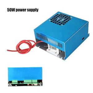 50w Co2 Laser Power Supply For 110v 220v Engraving Cutting Laser Machine