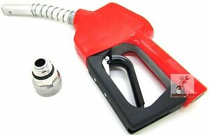 Shut Off Fueling Automatic Nozzle For Fuel Refill Gas Diesel Kerosene Biodiesel