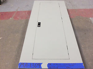 Ge 225 Amp Panel Panelboard 200 175 Main Breaker 480v 277v 3 Phase Ted Thed