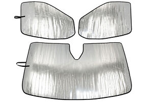 2015 2020 Ford Transit Windshield Sunshade Set Includes Front Side Shades 3pc