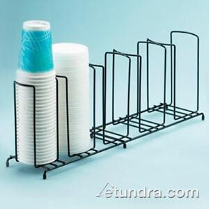 Cal mil 1233 5 Section Cup And Lid Dispenser