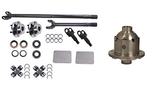 Alloy Usa Front Grande Dana 30 Axle Shaft Arb Air Locker For Wrangler Yj