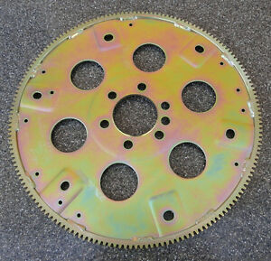 Sbc Bbc Gm Chevy Except 400 454 Sfi Certified Heave Duty Flexplate 168t Int