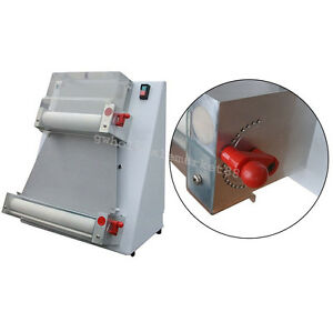 Automatic Pizza Dough Roller Sheeter Machine Pizza Making Machine Fast Ship Ce