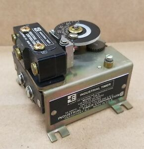 Industrial Timer Company Cm Programmable Timer Cm 3