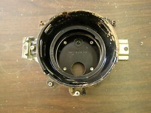 Nos Oem Ford 1960 Galaxie 1967 Mustang Shelby Gt350 Gt500 Headlight Bucket W b