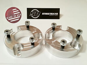 Sr 2 Front Leveling Spacer Lift Kit For 2005 2018 Nissan Frontier 4wd