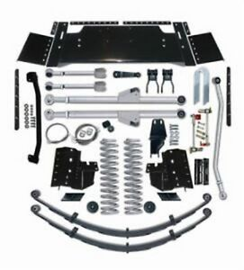 Rubicon Express Re6307 7 5 Extreme Duty Long Arm Lift Kit For 84 01 Cherokee Xj