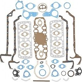 New 1932 37 Ford 21 Stud Flathead Complete Engine Gasket Set 18 6008 Sh