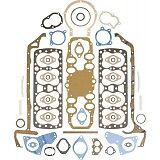 New 1939 42 Ford Flathead Complete Engine Gasket Set 91a 6008 ch
