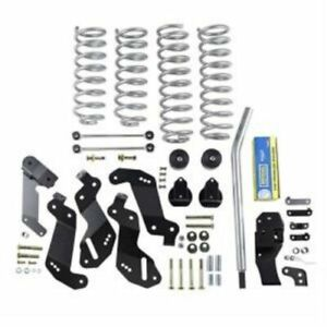 Rubicon Express Re7145 3 5 Sport Lift Kit For Jeep Wrangler Unlimited 4 Door