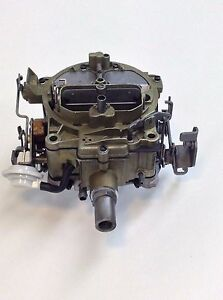 Rochester Carburetor 7029251 1969 Oldsmobile 400 455 Engine