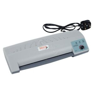 Mq 230 A4 Document Hot cold Laminator Thermal Pouch Photo Laminating Machine