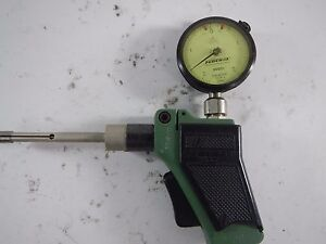 Federal 500p 2 Bore Gage