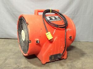 Air Systems Cvf 12ac 12 Inch Confined Space Axial Ventilation Fan 115v