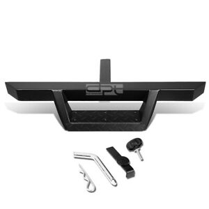 Fit 2 Receiver Universal 32 5 X 2 25 Black Trailer Tow Hitch Step Bar Pin