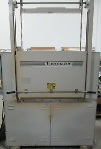 Thermation Industrial Forced Convection Chamber Oven 480vac 1 Ph 60hz 25a 12kw