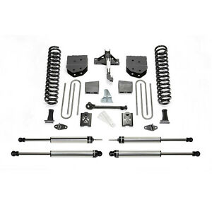 Fabtech K2010dl Basic 6 Lift Kit W Dirt Logic Ss Shocks For 05 07 Ford F250 4wd