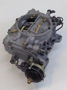 Carter 3720s Afb Carburetor 1962 1965 Chevrolet Corvette 327 Engines 300 340 Hp