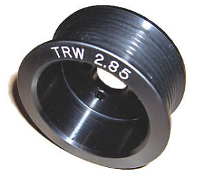 2 85 Whipple 2 3l Style 140ax 8 Rib Pulley 2005 2010 Mustang Gt