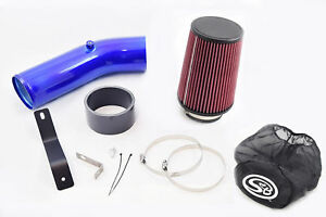 Cold Air Intake Kit W S B Oiled Filter Wrap 99 5 03 Ford 7 3 Powerstroke Diesel