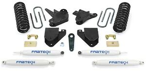 Fabtech K2062 Basic 6 System W Performance Shocks For 2008 2010 Ford F250 2wd