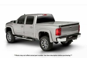 Undercover Uc1116s Unpainted Lux Tonneau Cover For Silverado 1500 With 68 Bed