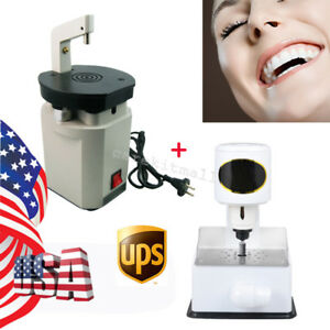 Dental Lab Laser Pindex Drill Pin System Grind Inner Model Arch Trimmer Machine