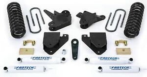 Fabtech K2099 Basic 6 System W Performance Shocks For 1999 2000 F250 f350 2wd