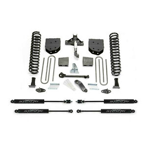 Fabtech K2130m Basic 6 System W Stealth Shocks For Ford F350 f450 4wd