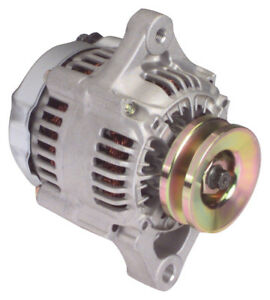 Forklift Hi lo Alternator 40a 12v 1gr Nd 12179n Fits Case kubota Ag ind