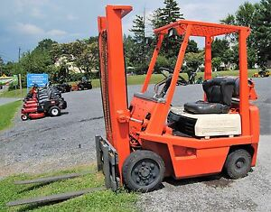 Toyota 42 fgc20 Propane Forklift W Side Shift Price Reduced