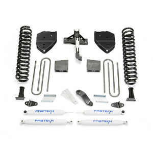 Fabtech K2217 Basic 6 System W Performance Shocks For Ford F250 f350 4wd