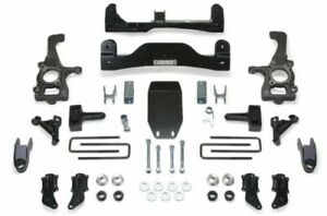 Fabtech K2186 4 Lift Kit For Ford F150 Raptor 4wd