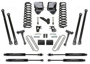 Fabtech K3036m 6 Long Arm System W Stealth Shocks For Dodge Ram 2500 3500 4wd