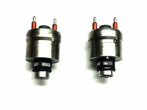 Set Of 2 Tbi Fuel Injector 1987 1989 Gmc Chevy Trucks 7 4l V8 5235231