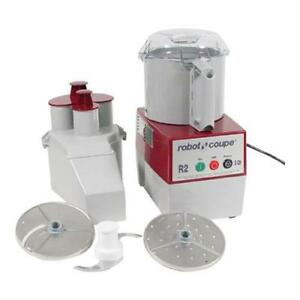 Robot Coupe R2n Commercial Food Processor