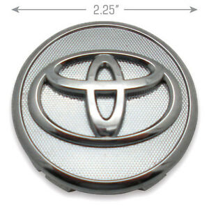 1 Free Shipping 09 14 Toyota Corolla Matrix Yaris Wheel Center Caps Hubcaps