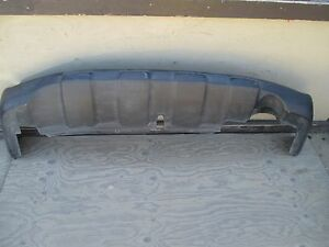 2010 Honda Crv Cr v Rear Lower Bumper Cover Oem Original 10 11