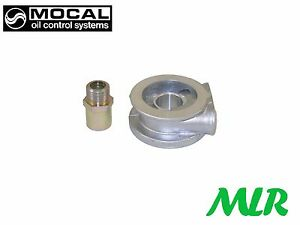 Mocal Oil Cooler Sandwich Plate M22x1 5 Ford Duratec V6 Mondeo St200 St220 Abt